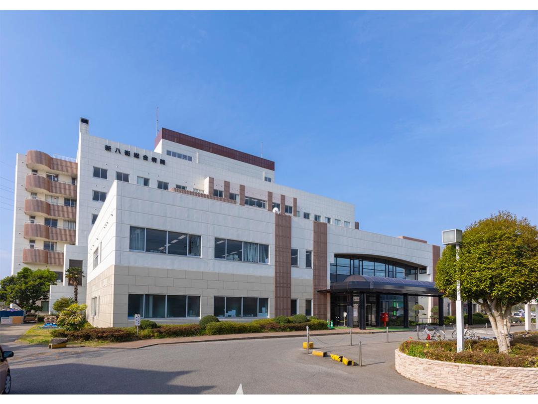 医療法人 みつや会 新八街総合病院【病棟】・求人番号102510