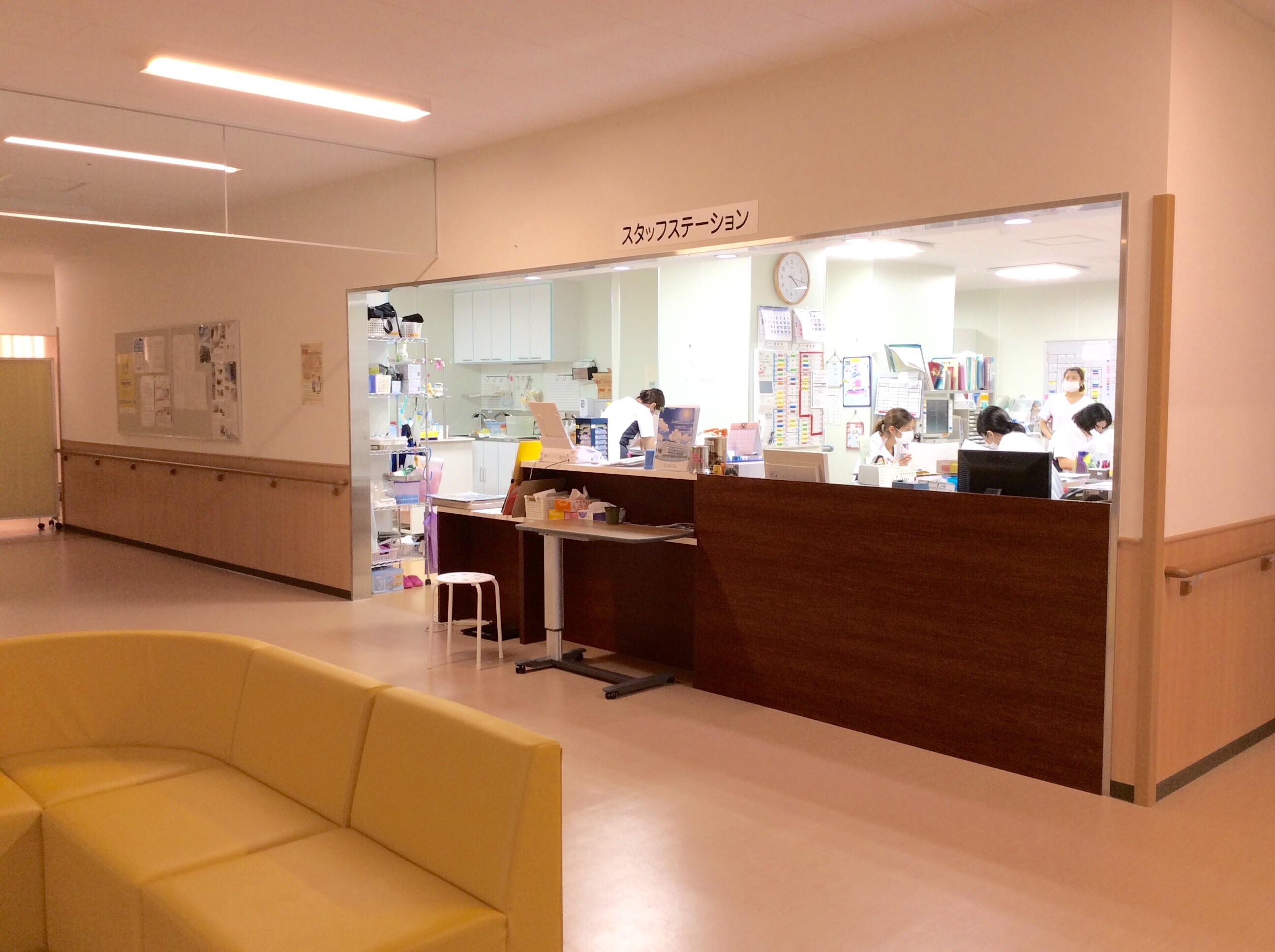 医療法人社団成和会 西新井病院 【病棟】・求人番号227713