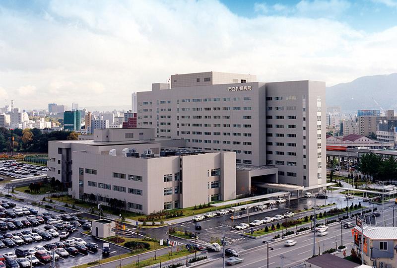 市立札幌病院 【病棟】・求人番号324907