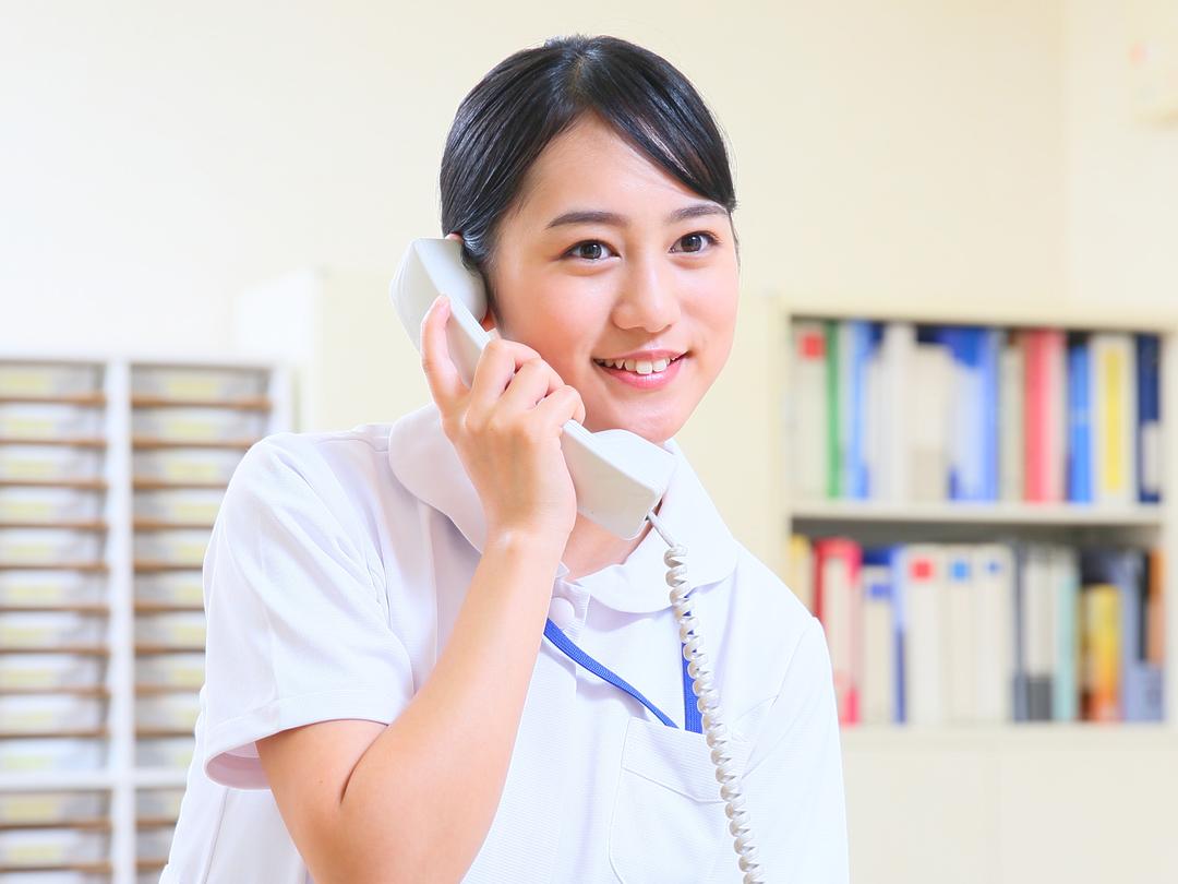 株式会社Link  訪問看護ステーションえくぼ・求人番号502199