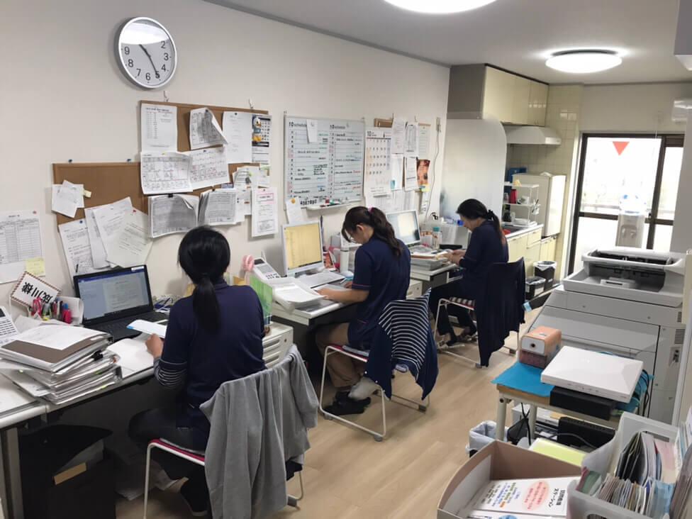 株式会社 白樺 しらかば訪問看護ステーション・求人番号569244