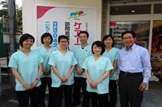 FPコンサルタンツ株式会社 ケアーズ立川高松訪問看護ステーション・求人番号604284
