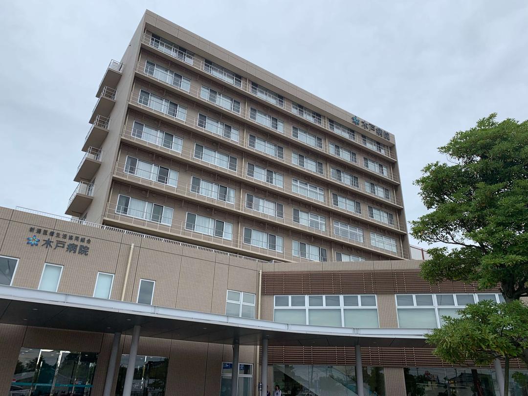 新潟医療生活協同組合 木戸病院 【外来・内視鏡室】・求人番号703884