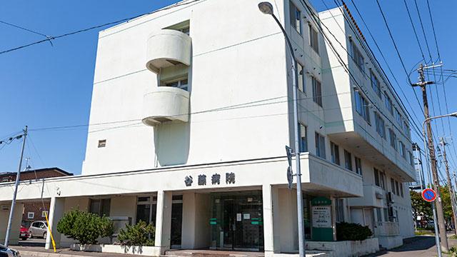 医療法人社団藤花会 釧路谷藤病院 【病棟】・求人番号709439