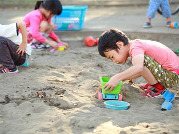 なかよしの森認定こども園(北区園舎)なかよしの森幼稚園(3~5歳児部門)