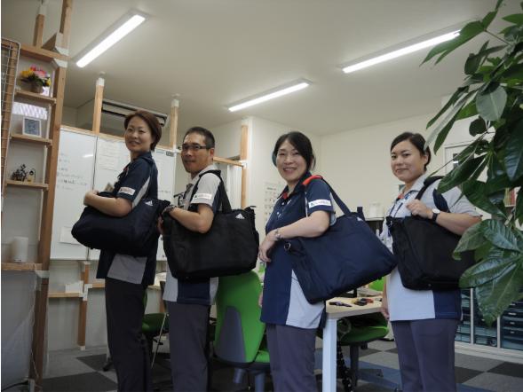合同会社 ラシエイド ラシック訪問看護ステーション徳島・求人番号9060807
