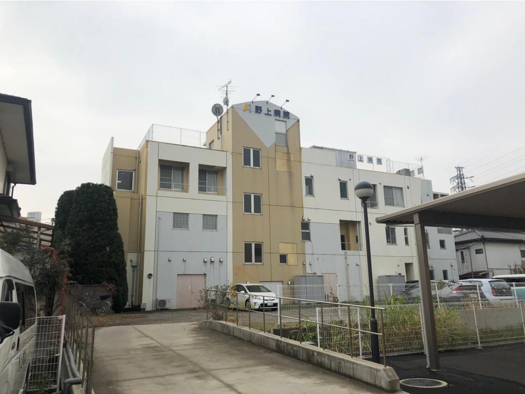 医療法人慈厚会  野上病院 <訪問看護>・求人番号9076746